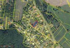 Prodej, pozemek, 772 m2, Příbram