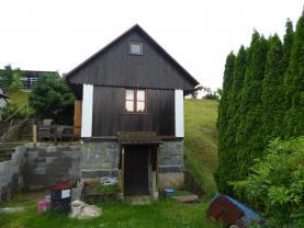 Prodej,chata 1+1, 481 m2, Velešín