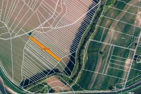 Prodej, orná půda, 1723 m2, Bzenec