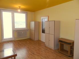 Pronájem, byt 1+1, Brno - Bystrc, ul. Teyschlova