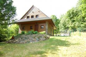 Prodej, chalupa 4+kk, 923 m2, Brno - Bystrc - Chochola