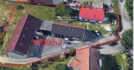 Prodej, komerční objekt, 3300 m2, Ostrava - Kunčičky