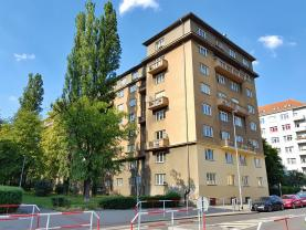 Prodej, byt 2+1, 71 m2, Praha 10 - Vršovice, ul. Lvovská