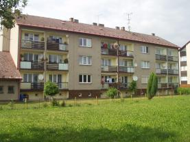 Prodej, byt 2+1, OV, Dobruška+garáž