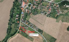 Prodej, pozemek, 2000 m2, Libomyšl