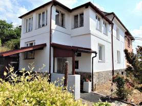 Prodej, rodinný dům, 372 m2, Povrly, ul. Na Vyhlídce