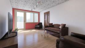 Prodej, byt 4+1, 96m2, Praha 6 - Řepy
