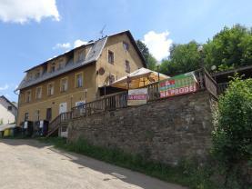 Prodej, restaurace, hotel, 320 m2, Ledečko