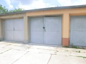 Prodej, garáž, 21 m2, Brno - Bystrc