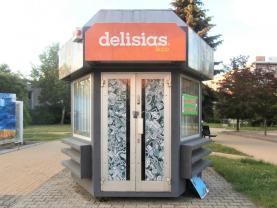 Prodej, obchodní stánek, 5 m2, Plzeň, ul. Koterovská