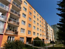 Prodej, byt 3+1, 69 m2, OV, Plzeň, ul. Pod Vrchem