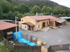 Prodej, komerční objekt, 12241m2, Bečov nad Teplou