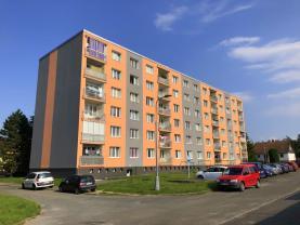 Prodej, byt 1+kk, 23 m2, Horní Bříza, ul. Sídlištní