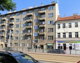 Prodej, byt 2+1, 60 m2, OV, Praha 9 - Libeň