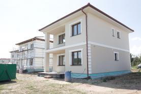 Prodej, rodinný dům 145 m2, Praha Západ, Chýně, poz. 608 m2