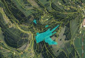 Prodej, les, 37201 m2, Semily - Příkrý