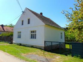 Prodej, rodinný dům 2+1, 727 m2, Srbice - Strýčkovice