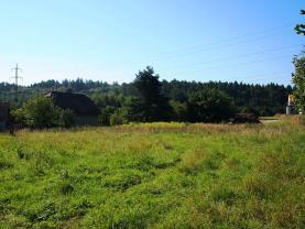 Prodej, stavební pozemek, 4037 m2, Horní Lomnice u Kunic