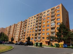 Prodej, byt 3+1, 70 m2, DV, Jirkov, ul. Na Borku