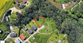 Prodej, stavební pozemek, 886 m2, Plzeň- Božkov