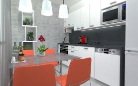 Prodej, byt 2+1, 59 m2, Šumperk