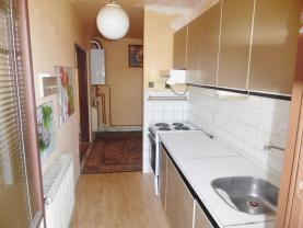 Prodej, byt 3+1, 80 m2, Kunžak