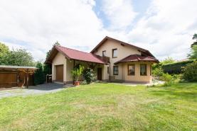 Prodej, rodinný dům, 784 m2, Vyžlovka