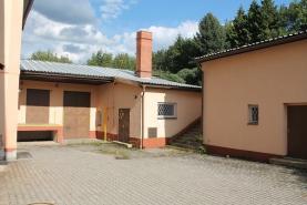 Pronájem, skladové a výrobní prostory, 160 m2, Hořovice