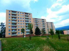 Prodej, byt 1+kk, DV, 32 m2, Teplice, ul. Unčínská