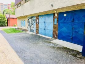 Pronájem, garáž, 36 m2, Ostrava, ul. Hornopolní