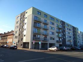 Pronájem, byt 1+kk, 41 m2, Pardubice, ul. Pichlova