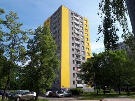 Pronájem, byt 1+1, 44 m2, Pardubice, ul. nábřeží Závodu míru