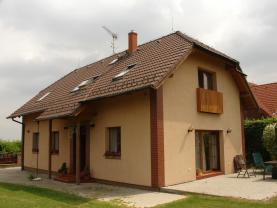 Prodej, rodinný dům 6+kk 180 m2, Přišimasy