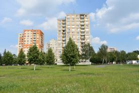 Prodej, byt 1+1, 41 m2, Pardubice - centrum
