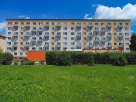 Prodej, byt 2+1, 55 m2, Klatovy, ul. Tyršova
