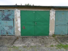 Prodej, garáž, 19m2, OV, Chomutov, ul. Beethovenova
