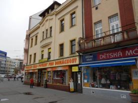 Pronájem, obchodní prostory, 65 m2, Pardubice - centrum