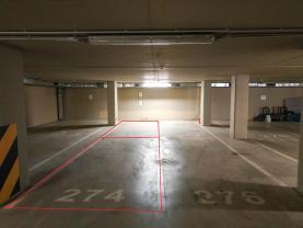 Prodej, parkovací stání, 26 m2, Praha 3 - Vinohrady