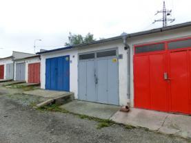 Prodej, garáž, 27 m2, Tábor