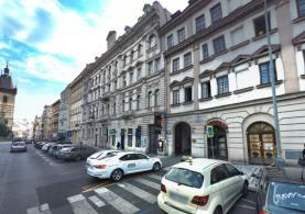 Pronájem, parkovací stání, Praha, ul. Karlovo náměstí