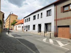 Prodej, výrobní objekt, 232 m2, Slaný, ul. Štechova