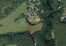 Prodej, pozemek, 3433 m2, Orlické Zlákovice