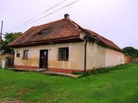 Prodej, rodinný dům 2+1, Buková