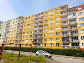 Prodej, byt 1+kk, 21 m2, Plzeň, ul. Lábkova