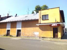 Prodej, komerční objekt, Trutnov, ul. Benešova