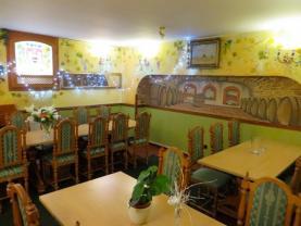 Pronájem, restaurace, 140 m2, Plzeň, ul. Ruská