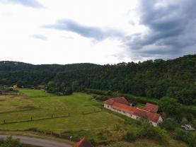 Prodej, zemědělská usedlost,16166 m2, Samopše, Přívlaky