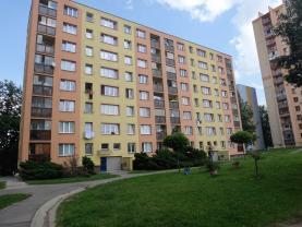 Prodej, byt 3+1, 74 m2, Ostrava - Zábřeh, ul. Břenkova