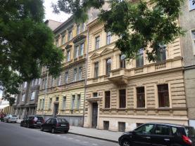 Prodej, byt 3+1, 103 m2, Praha - Karlín, ul. Pernerova