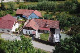 Prodej, rodinný dům 4+1, 370 m2, Kořenec